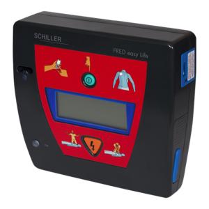 Schiller Fred Easy defibrillator