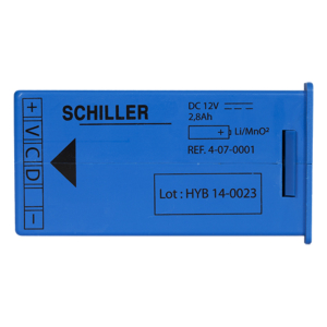 Schiller Fred Easy Lithium Battery