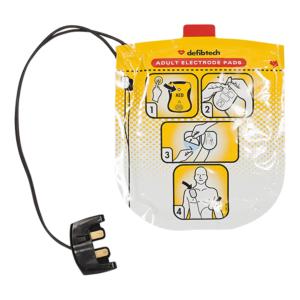 Defibtech Lifeline View Adult Electrode Pads