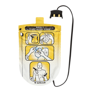 Defibtech Lifeline and Lifeline Auto Adult electrode Pads