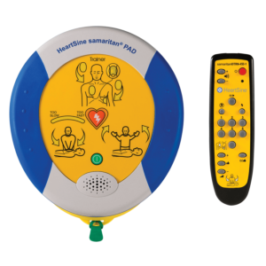 Heartsine Samaritan PAD 350P training unit