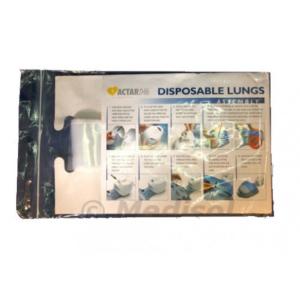 Actar D-Fib disposable Airways multipack (20 packs of 50 airways)