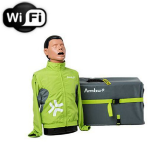 Ambu® Man Airway Wireless