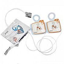 Cardiac Science Powerheart G5 paediatric training pads