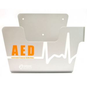 Cardiac Science Powerheart wall bracket