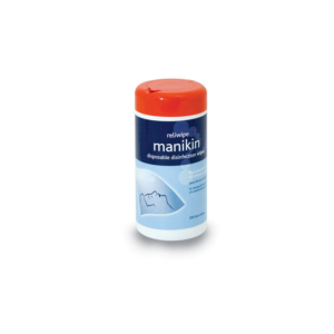Disinfectant wipes, 200 pieces in box