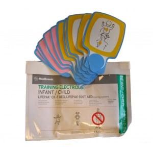 Physio-Control Lifepak CR Plus/1000P Infant Training Pads