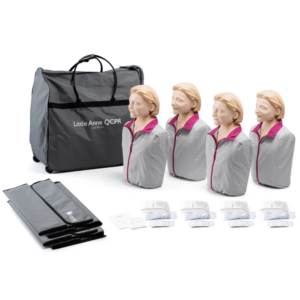Laerdal Little Anne QCPR (pack of 4)