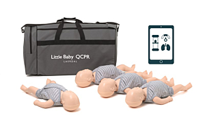 Laerdal Little Baby QCPR (Pack of 4)