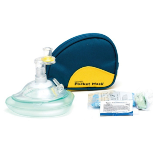 Laerdal Pocket Mask, deluxe soft case