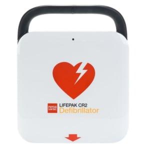 Physio-Control Lifepak CR2 Semi-Automatic Defibrillator