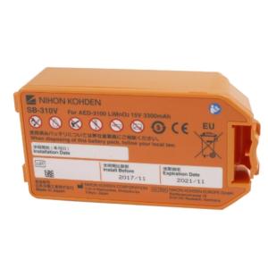Nihon Kohden AED-3100 Battery