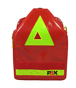 PAX Feldberg all-in-one Backpack for AED and First Aid Kit