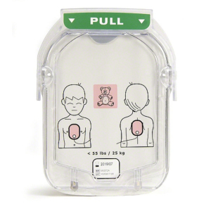 Philips Heartstart HS1 paediatric electrode pads
