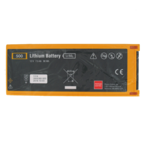 Physio-Control LIFEPAK 500 battery